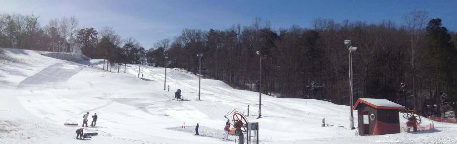alabama ski resort - visit lookout mountain