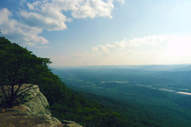 Exploring the Appalachians in Alabama
