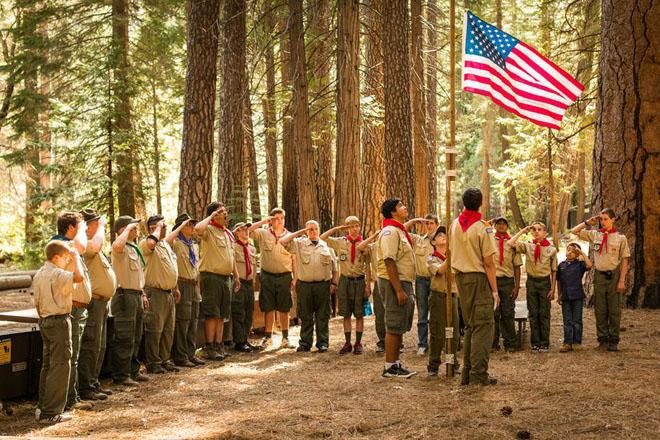 Camp Comer Reservation