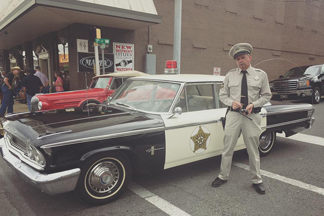 Memories of Mayberry Day