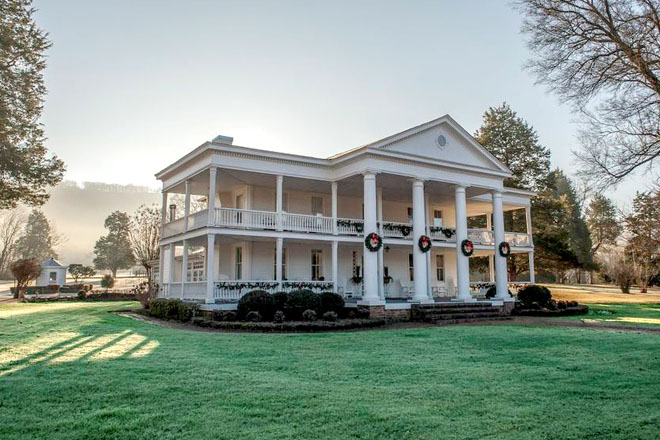 places to stay mentone alabama
