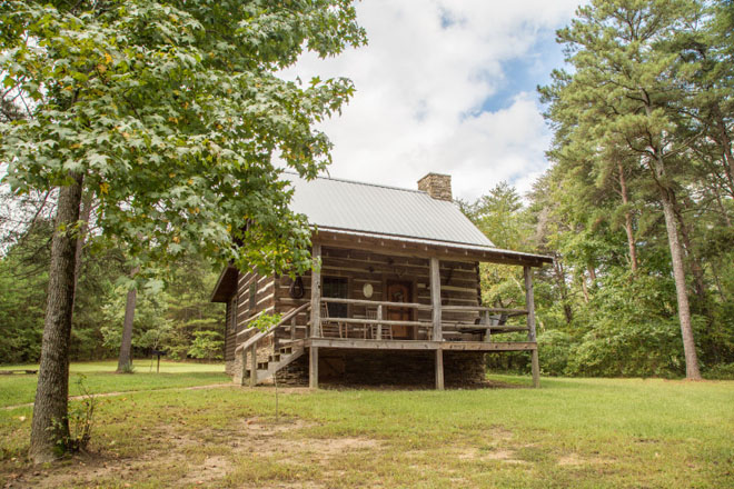 Bear Creek Alabama >> Bear Creek Log Cabins Visit Lookout Mountain Alabama