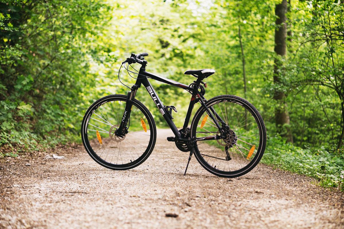 Mountain Biking with One World Adventure