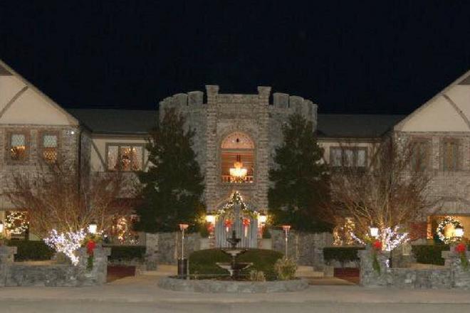 Cook Castle Christmas Celebration