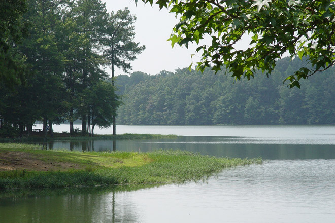 DeKalb County Public Fishing Lake