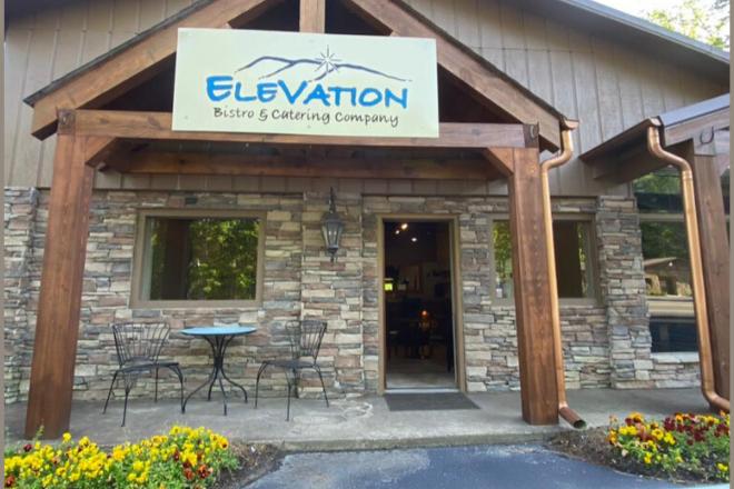 Elevation Bistro in Mentone, Alabama.