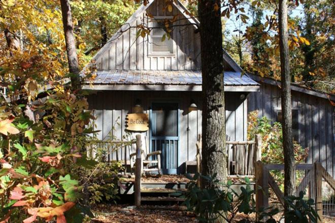 Mentone Log Cabins