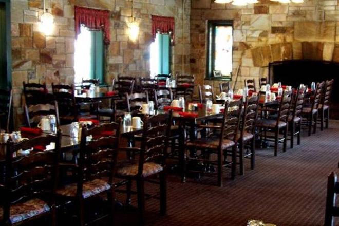 DeSoto State Park's Mountain Inn Restaurant