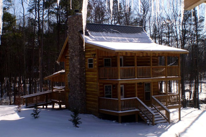 Rental Cabins at Mentone