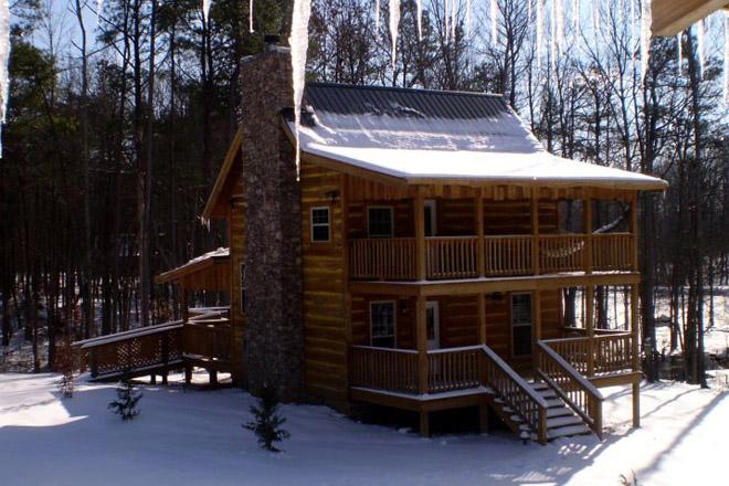 Rental Cabins at Mentone
