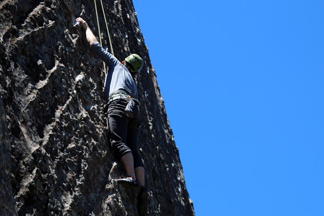 Rock Climbing Adventure With True Adventure Sports