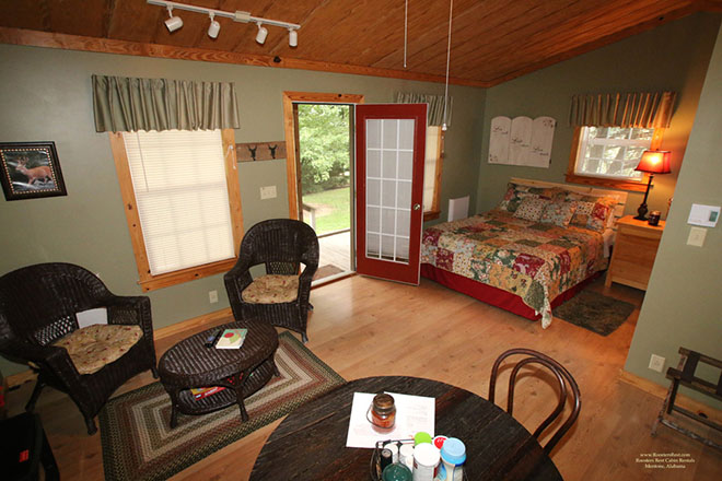 cabin rental mentone alabama