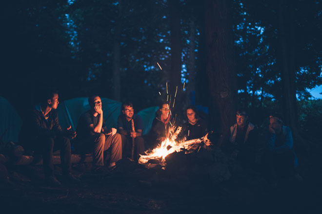 DSP Campfire Talks: Parasites