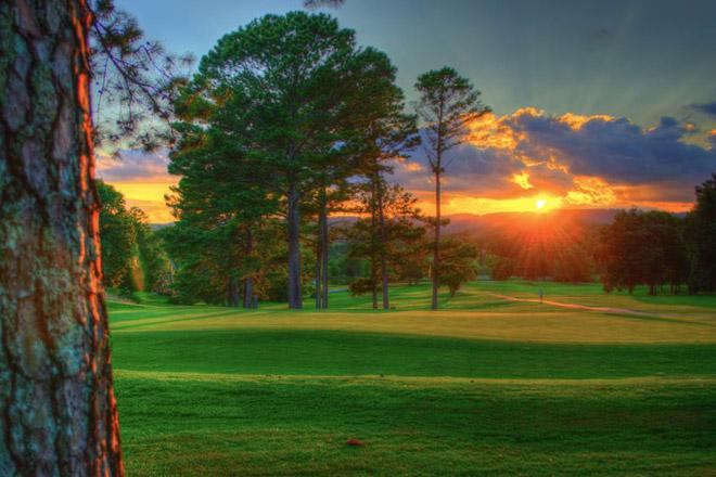 Golfing Visit Lookout Mountain