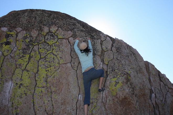Bouldering Adventure