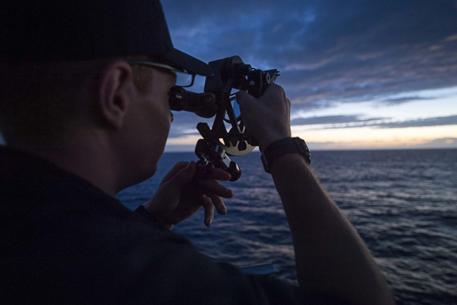 Celestial Navigation With True Adventure Sports