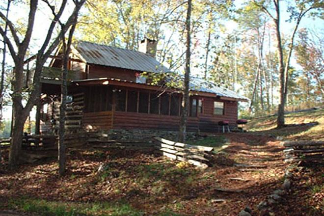 Lookout Creek Cabin