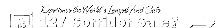Become a Vendor at the World's Longest Yard Sale - DeKalb County, Alabama