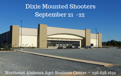 Dixie Long Riders Mounted Shooters Association Competition