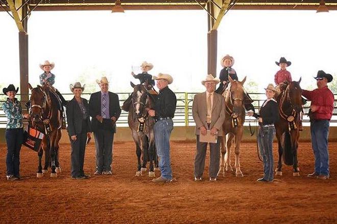 Northeast Alabama Cutting Horse Show