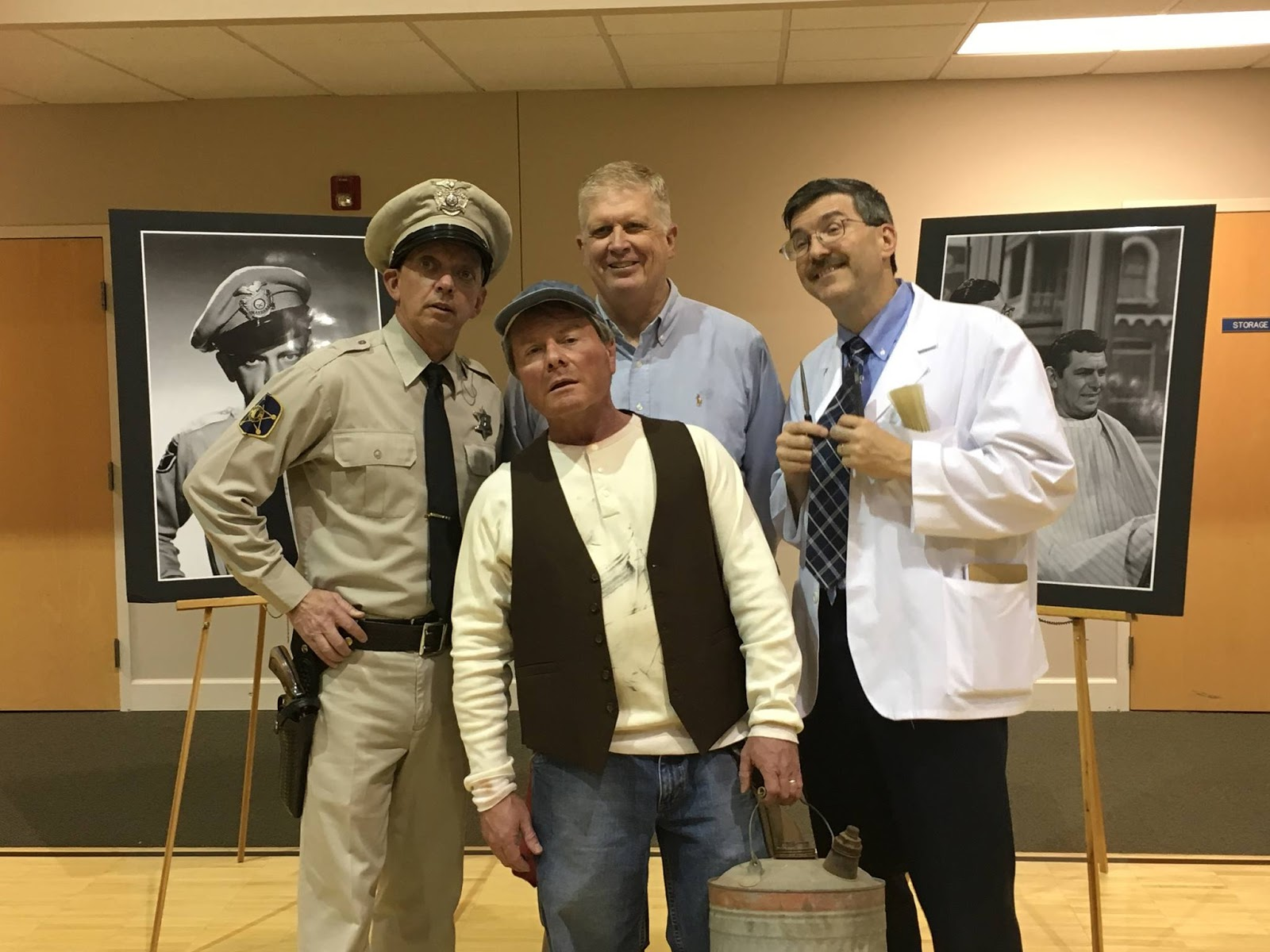 Memories of Mayberry Day in Valley Head, Alabama