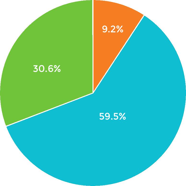 Percentage of Qualified Teachers in DeKalb County