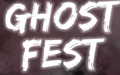 Ghost Fest 2018 at The DeKalb Theatre