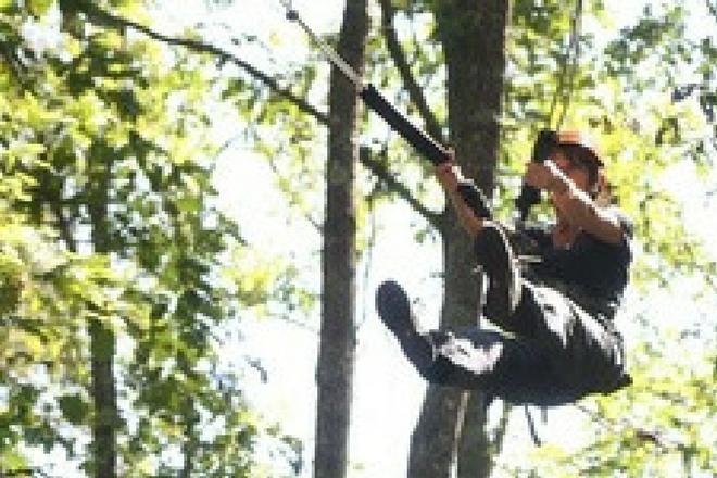Sky Swing Adventure With True Adventure Sports