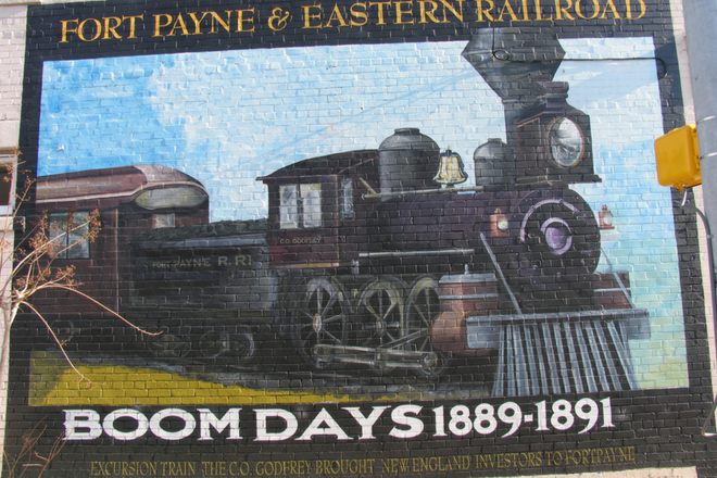 Fort Payne Boom Days Heritage Celebration will be the 3rd weekend in September.