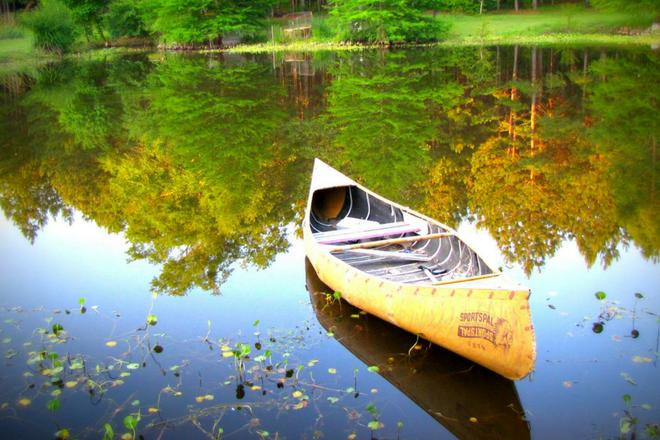 Kayak Rentals @ the Boat Shack