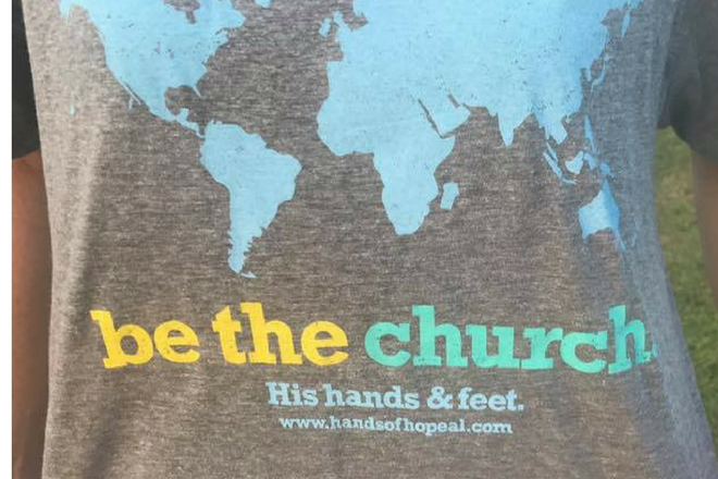 Hands of Hope 5K
