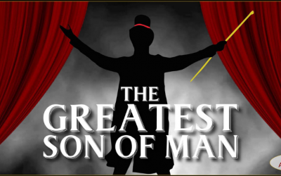 """Hope Puppets Present """"The Greatest Son of Man"""""""