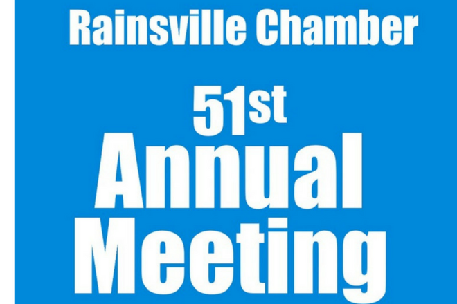 Rainsville Chamber of Commerce Annual Meeting