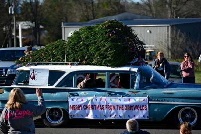 Ider Christmas Parade