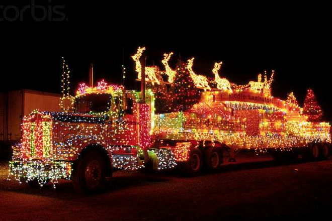 Fort Payne Christmas in the Park & Parade