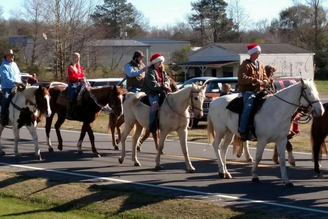 Henagar Christmas Parade