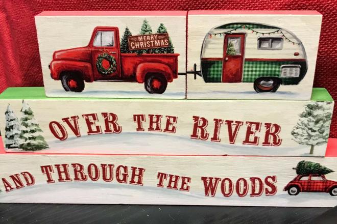 Watercolor Christmas Card Workshop