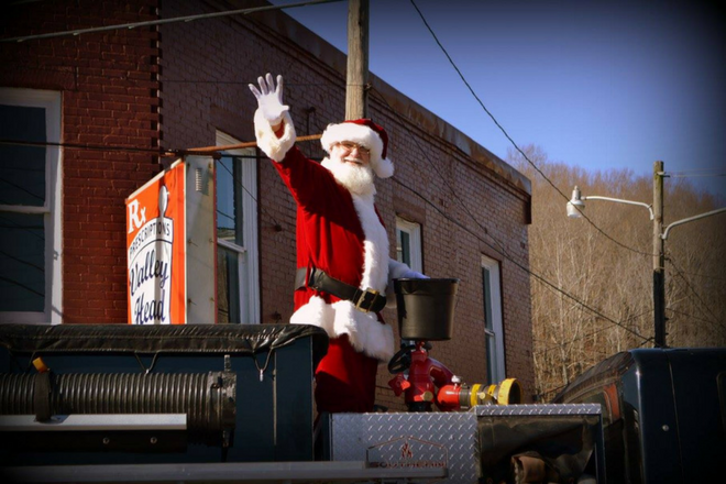 Valley Head Christmas Parade