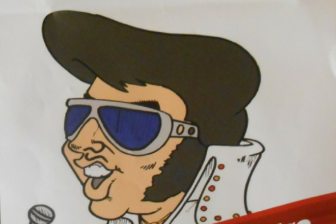 A Night with Elvis Tribute Event