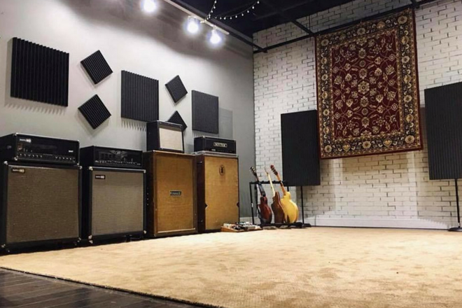 Lucky's Sound Studio