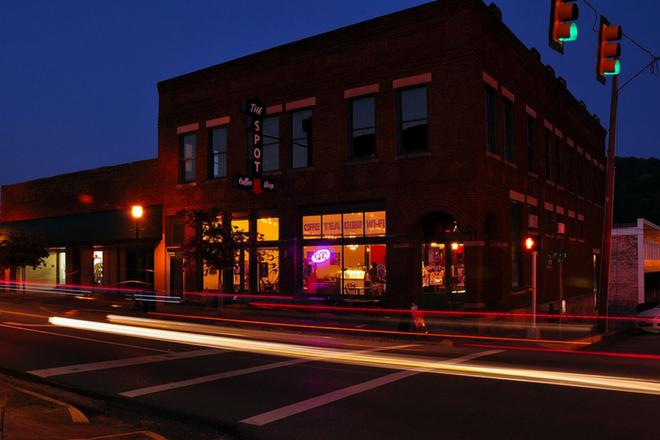 The spot Coffee Shop