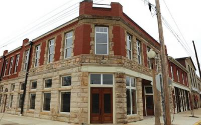 Coal & Iron Building