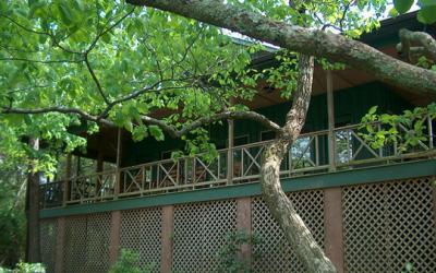 Mentone Moore's Mill Cabin