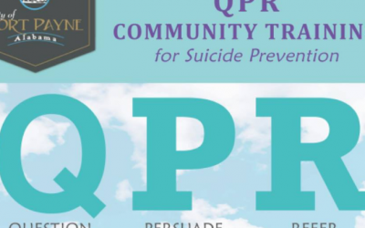 QPR Community Training for Suicide Prevention