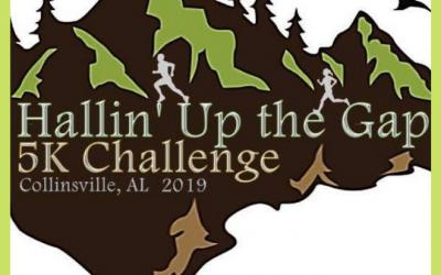 Hallin Up the Gap 5K Challenge