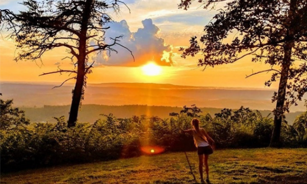 Spend Your Summer atop Lookout Mountain in Mentone, Alabama