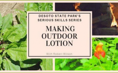 Serious Skills Series: Outdoor Lotion