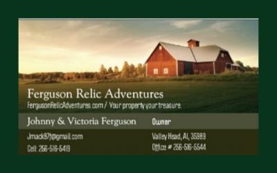 Ferguson Relic Adventures