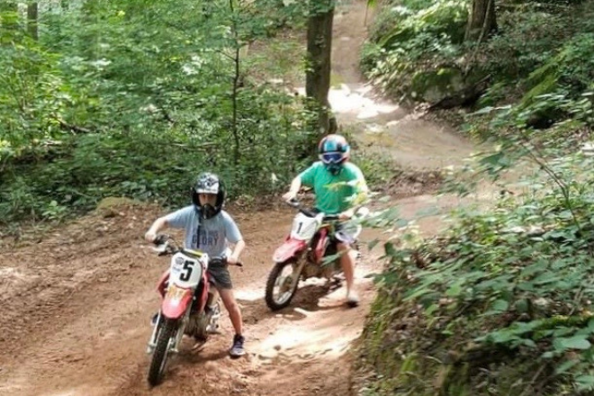 Buck's Pocket ORV Trail