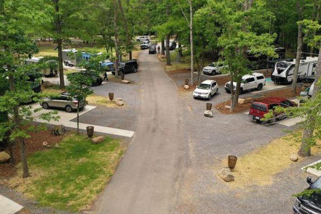 Buck's Pocket Campground